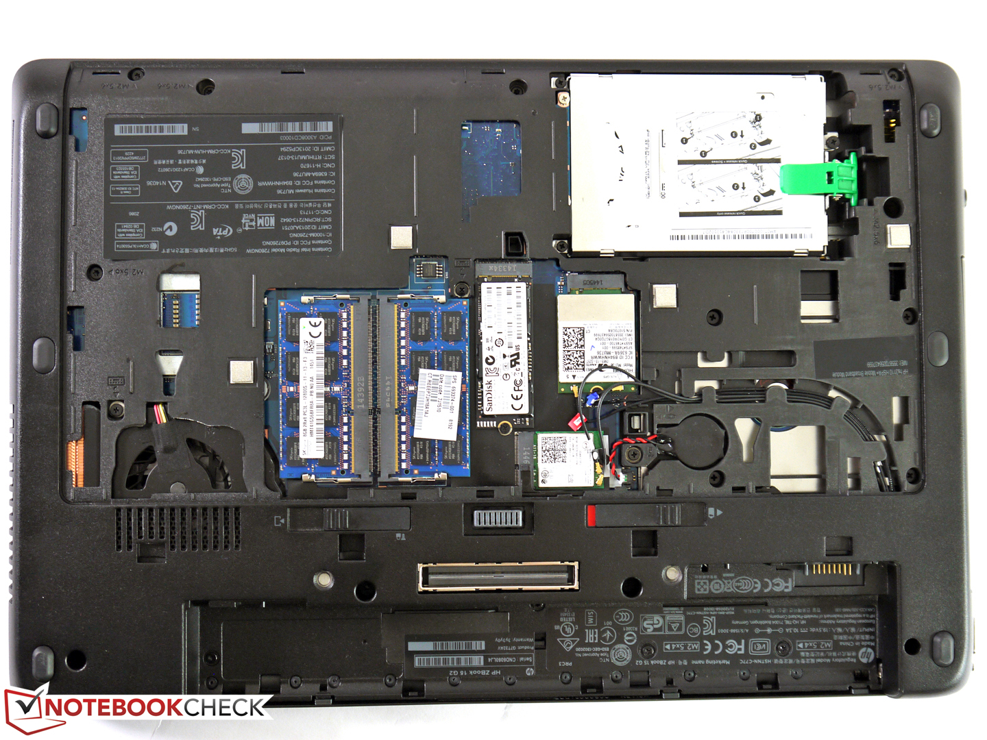 Hp Zbook 15 G2 Workstation Long Term Review Reviews Circuit Board Computer Motherboard Note Pad Spiral Notebook Zazzle