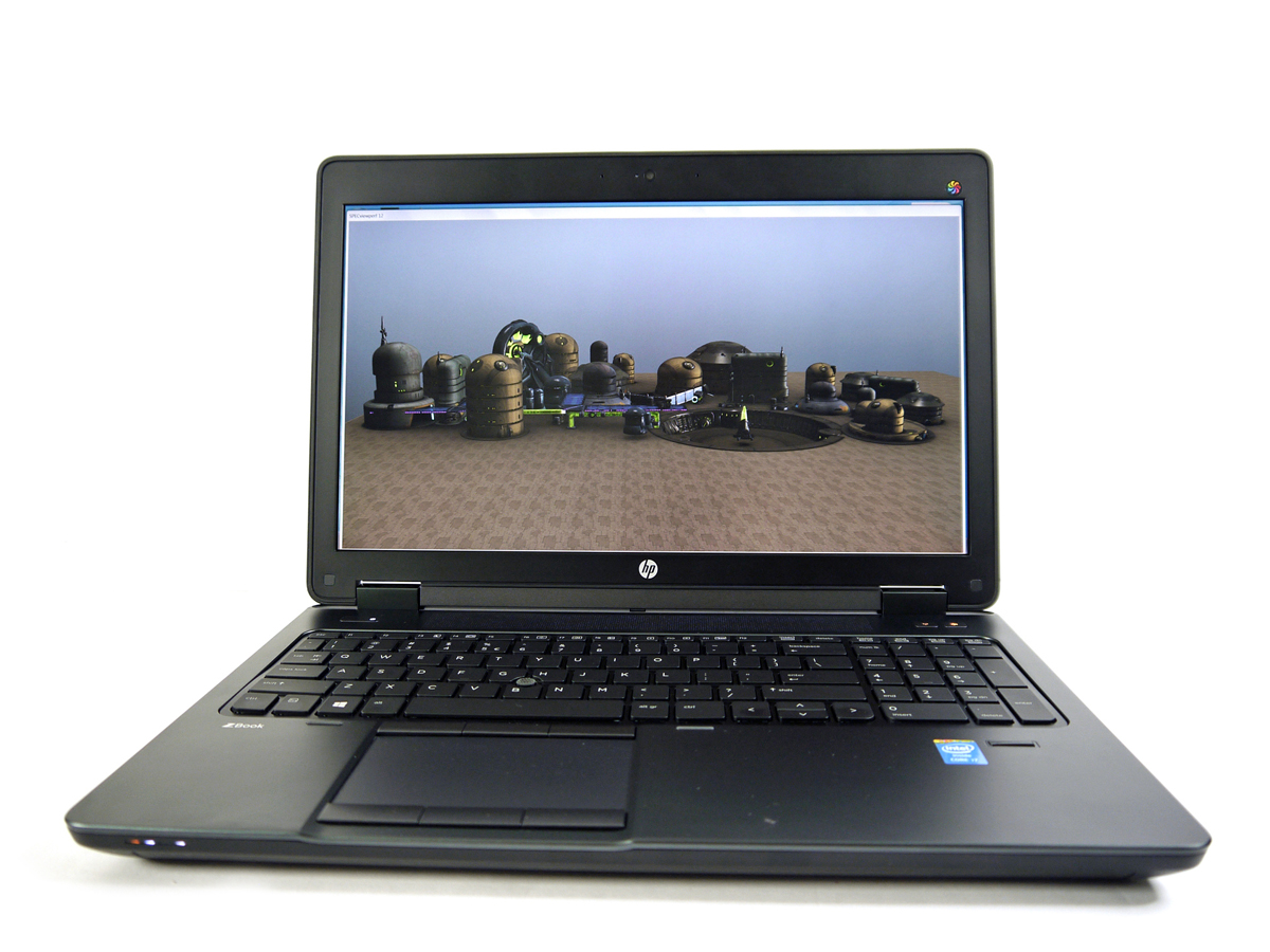 HP ZBook 17 G2 AMD HD Graphics Windows 7