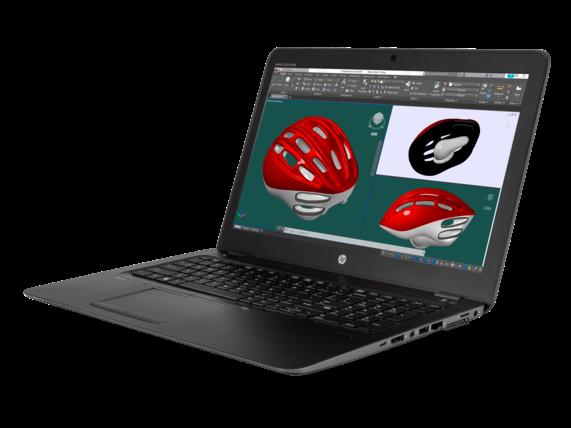 HP ZBook 15u G3 Workstation Review - NotebookCheck net Reviews