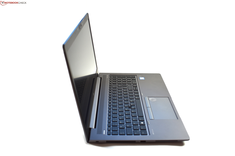 HP ZBook 15u G5 (FHD, i7-8550U) Workstation Review - NotebookCheck