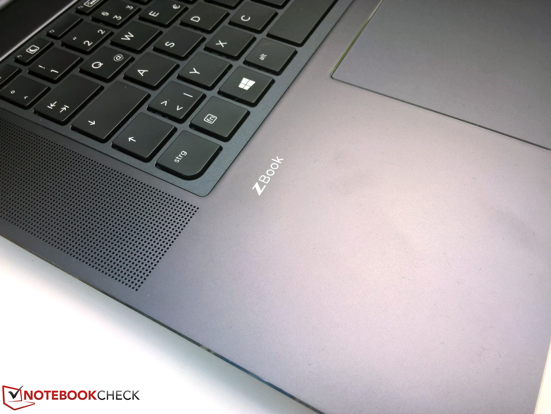 HP ZBook Studio G4 (Xeon, Quadro M1200, DreamColor) Workstation