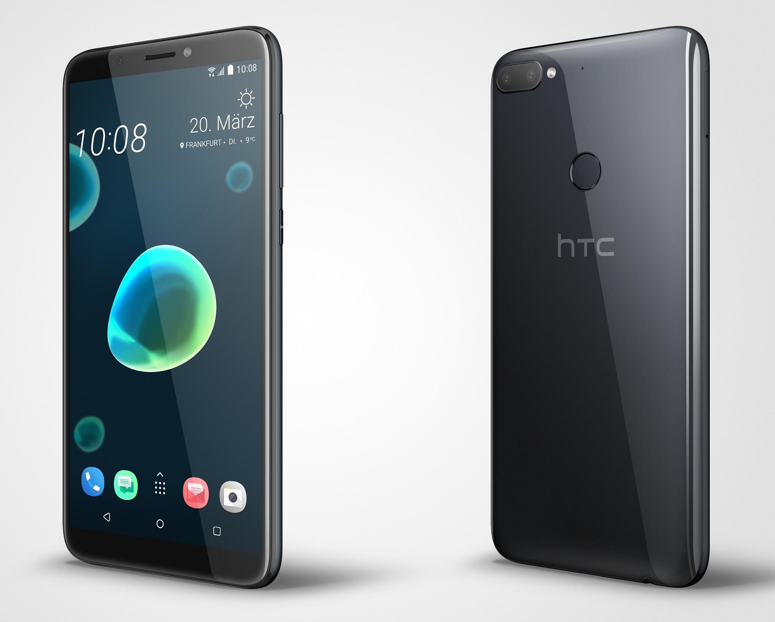 htc desire 12 plus smartphone review notebookcheck net reviews rh notebookcheck net HTC One M8 HTC EVO 4G LTE