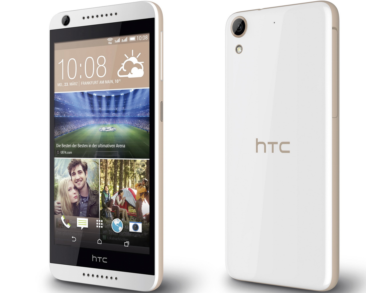HTC Desire 626G Dual SIM Smartphone Review - NotebookCheck ...