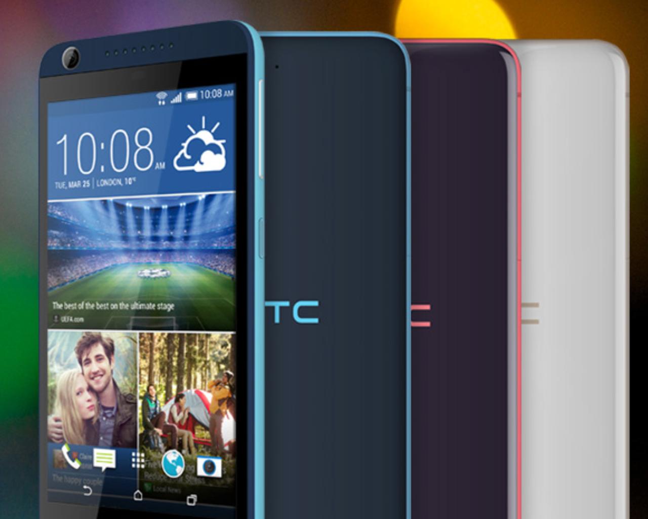 HTC Desire 626G Dual SIM Smartphone Review