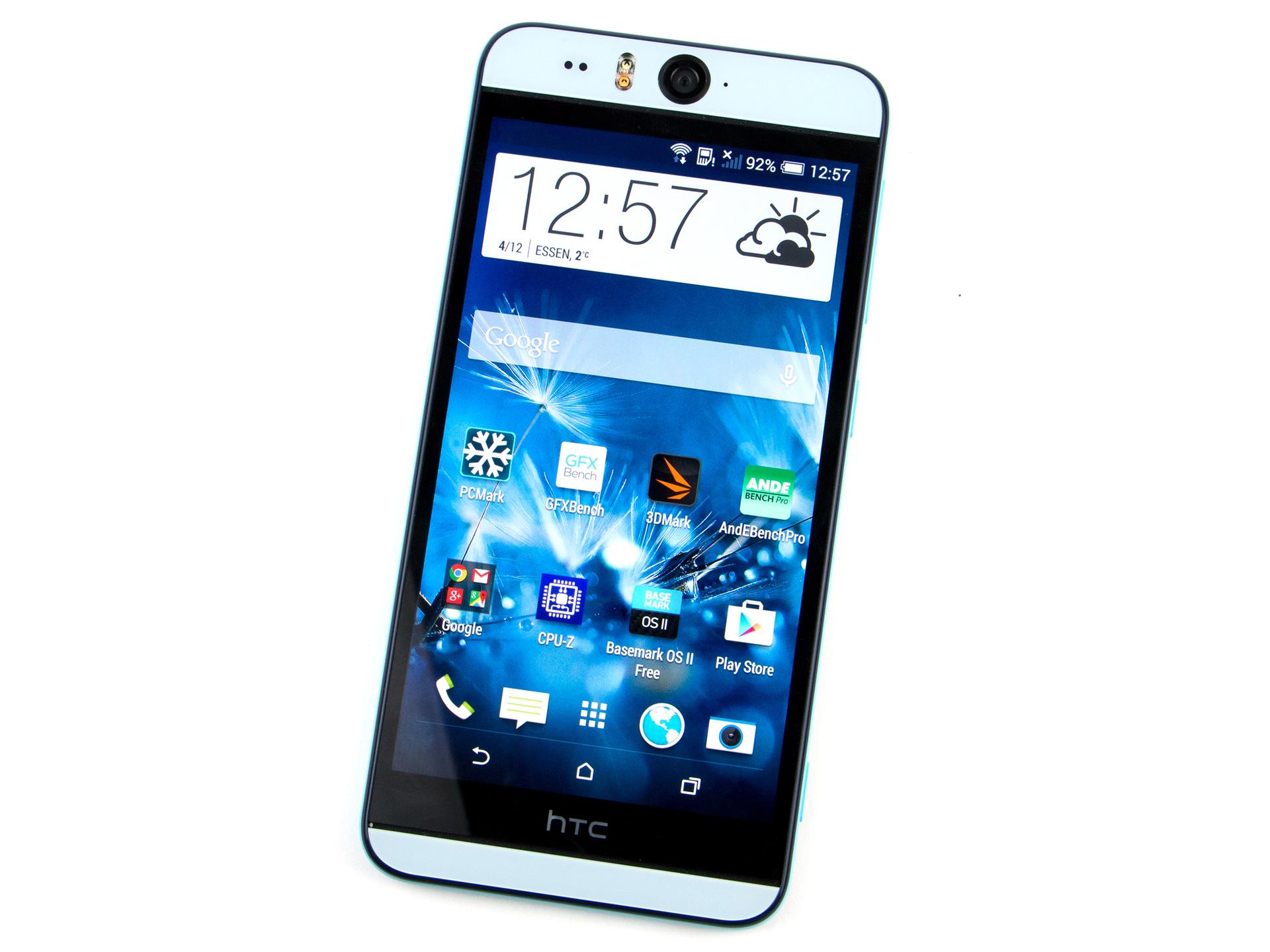 b6542a0957f HTC Desire Eye Smartphone Review - NotebookCheck.net Reviews