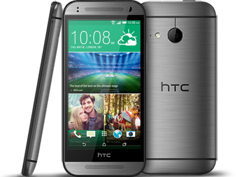 In review: HTC One Mini 2. Review sample courtesy of HTC Germany.