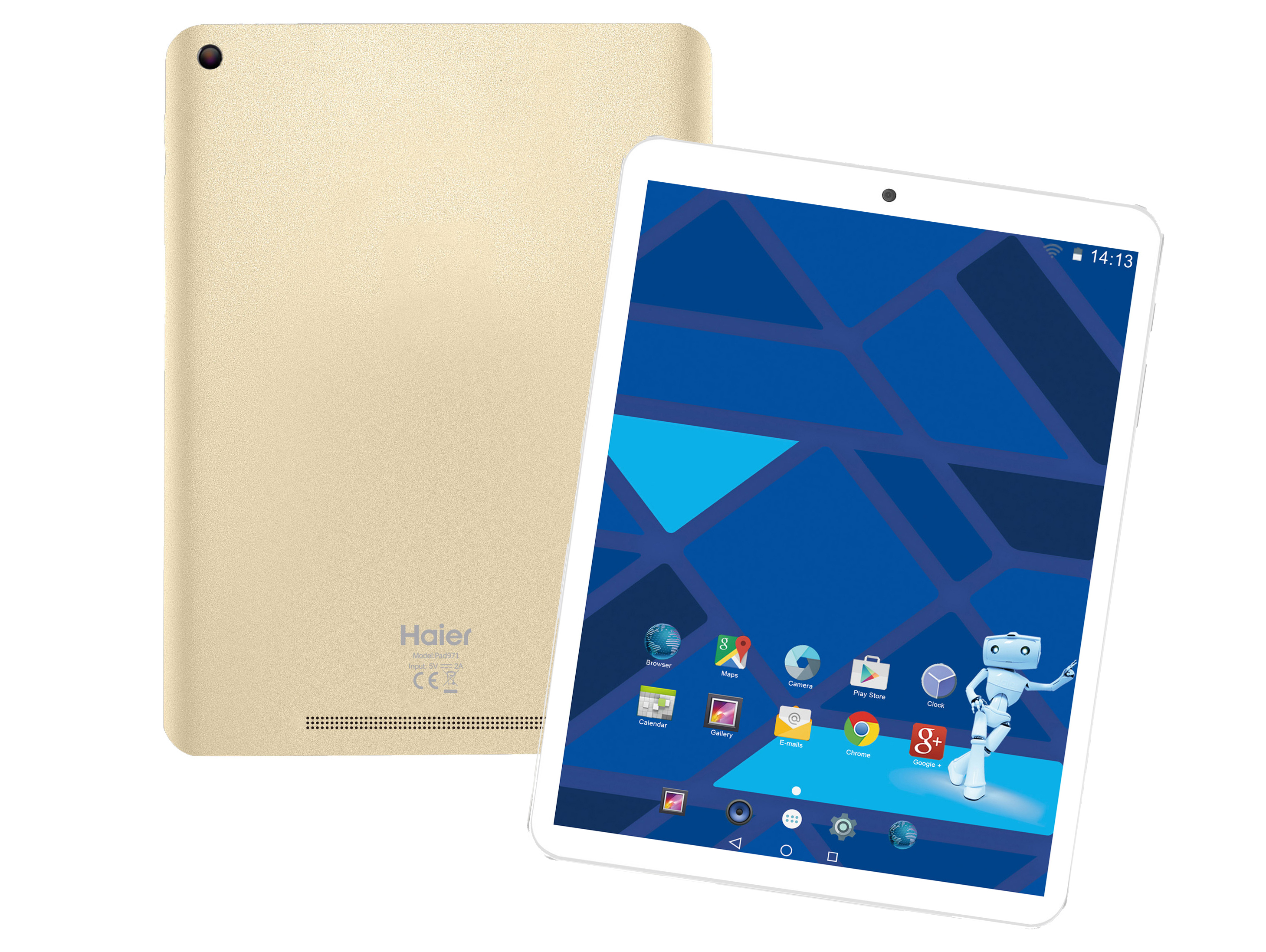Haier Pad 971 Tablet Review - NotebookCheck.net Reviews