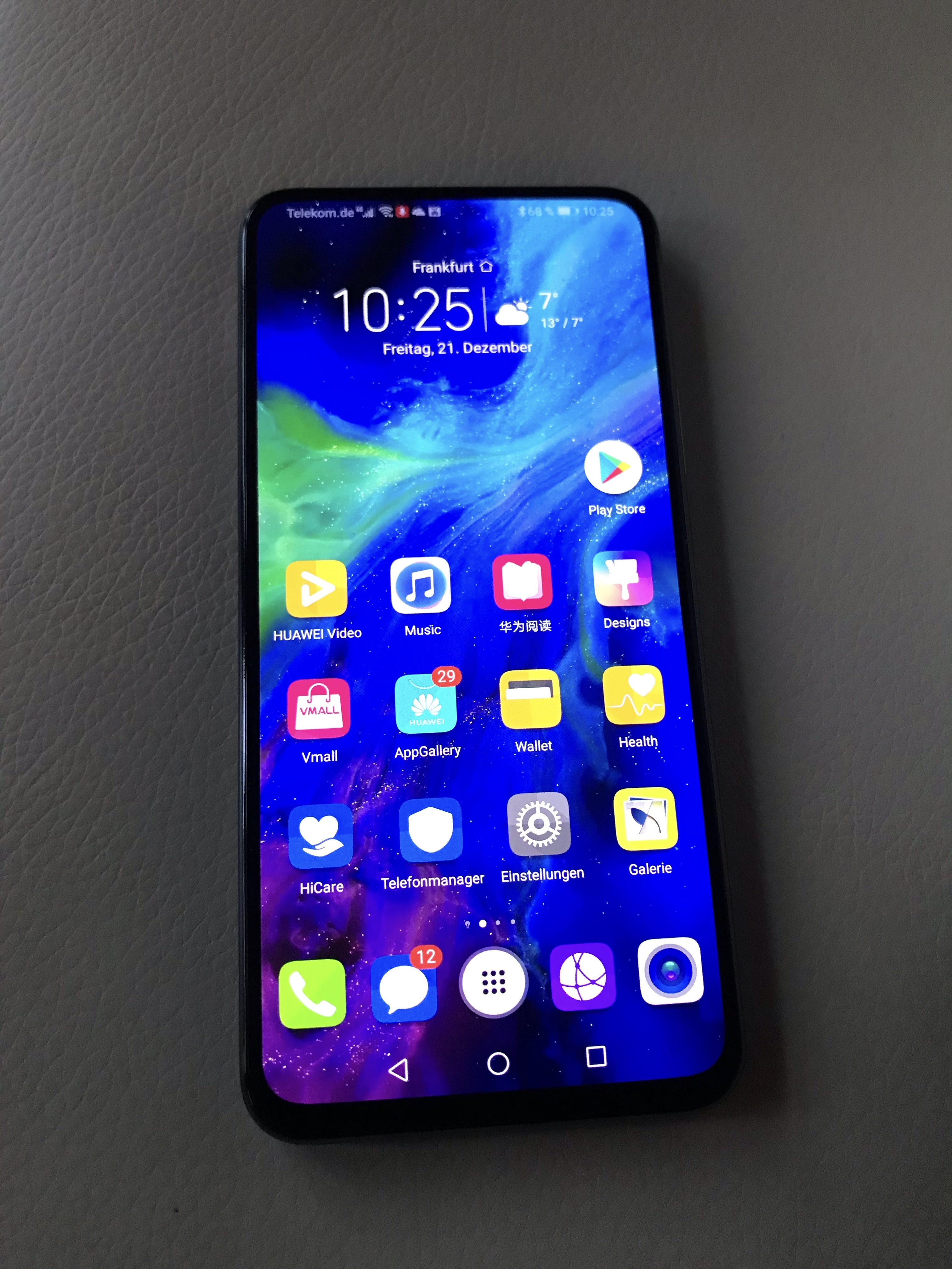 Honor Magic 2 Smartphone Review - NotebookCheck net Reviews