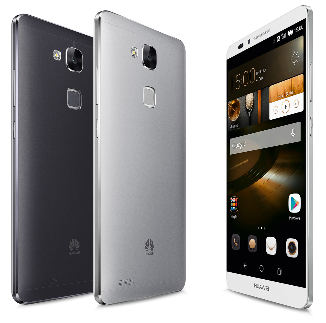 Huawei Ascend Mate 7 Phablet Review