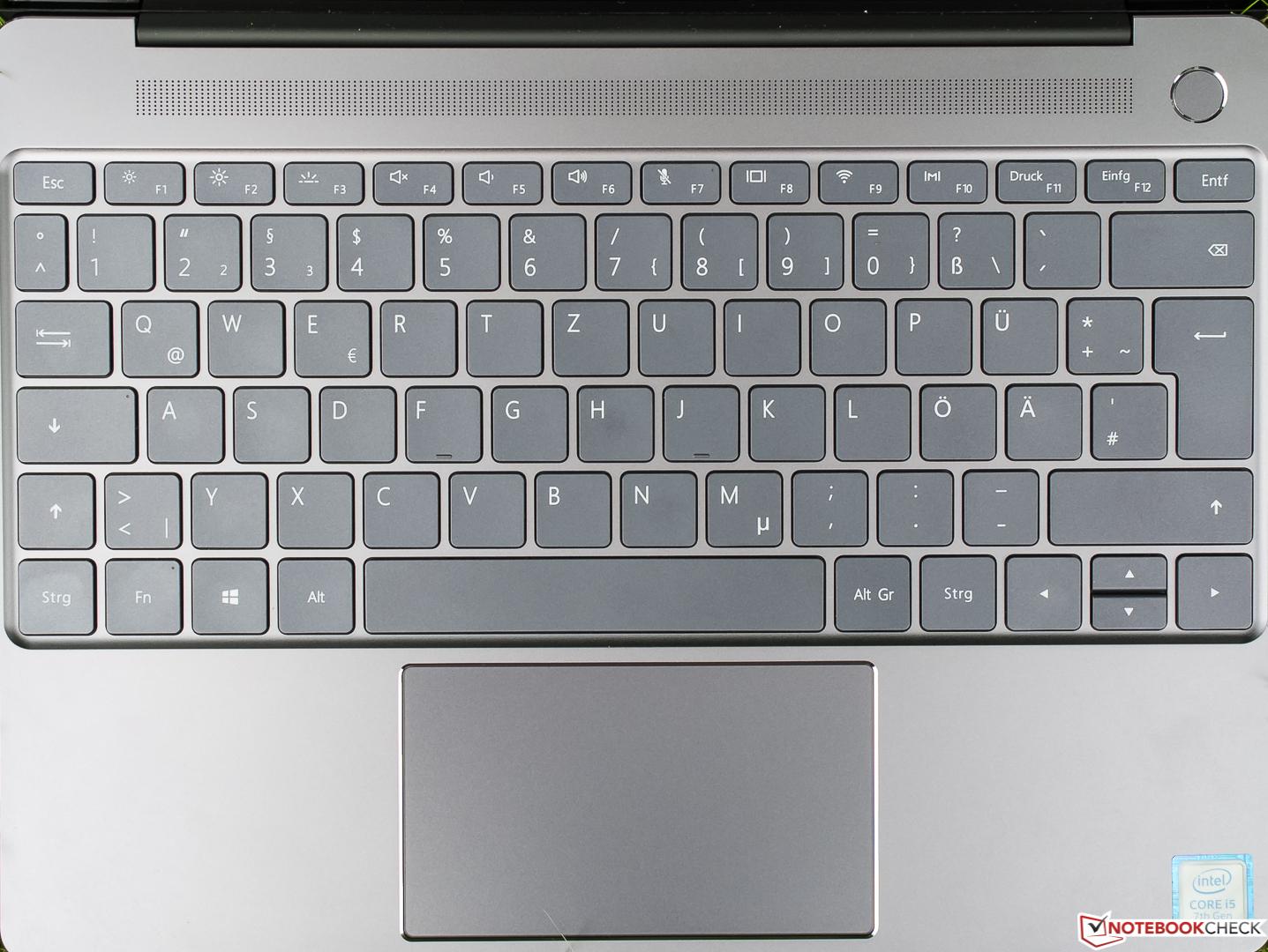 Huawei MateBook X (i5-7200U, 256 GB) Subnotebook Review