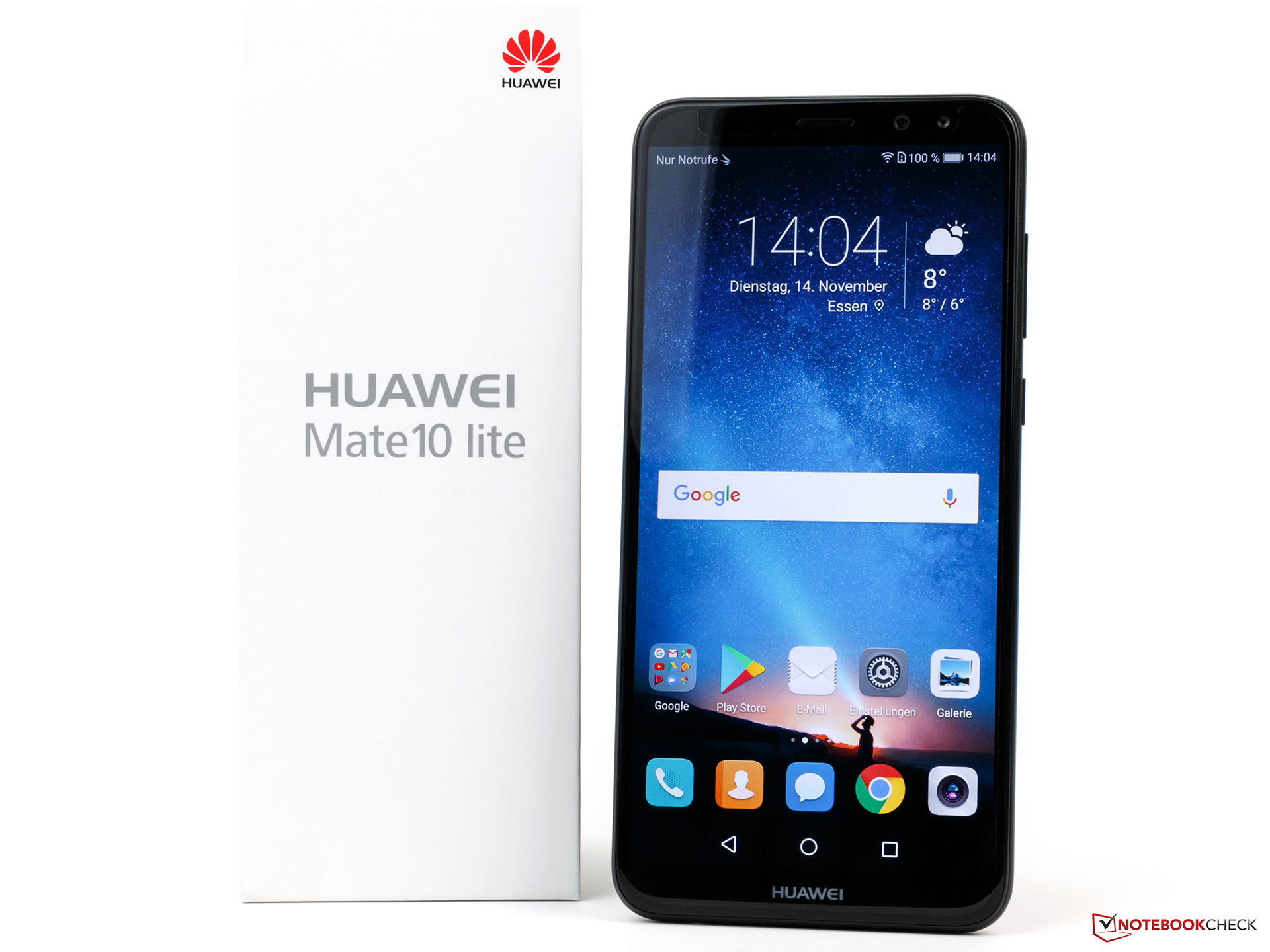 Huawei Mate 10 Lite Smartphone Review - NotebookCheck net Reviews
