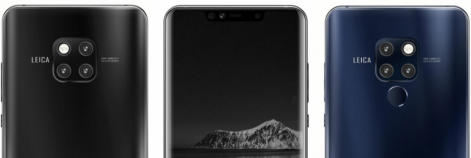 Huawei Mate 20 Pro Bilder
