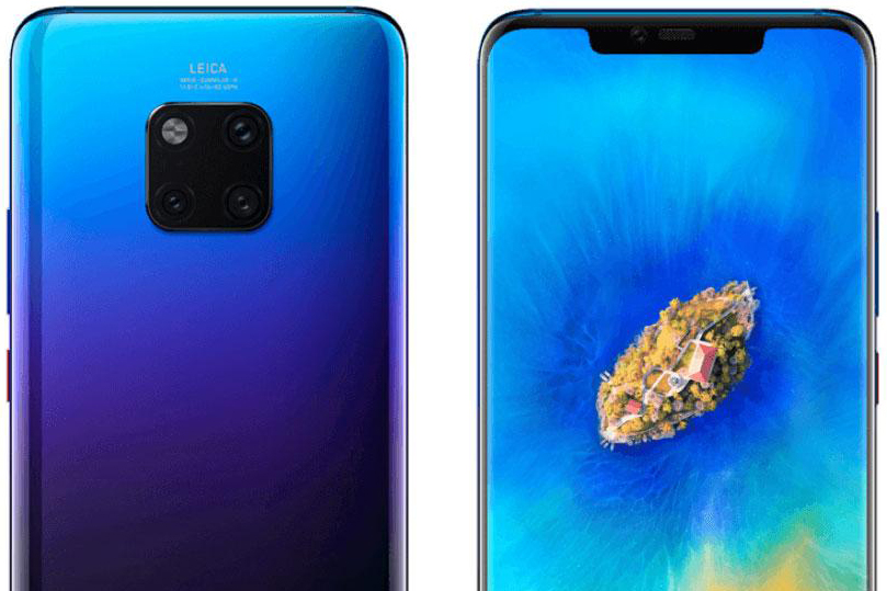 Huawei Mate 20 Pro Smartphone Review - NotebookCheck net Reviews