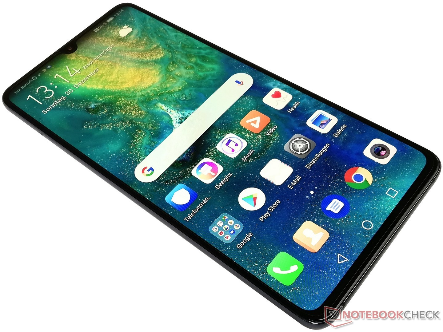 Huawei Mate 20 X Smartphone Review - NotebookCheck net Reviews