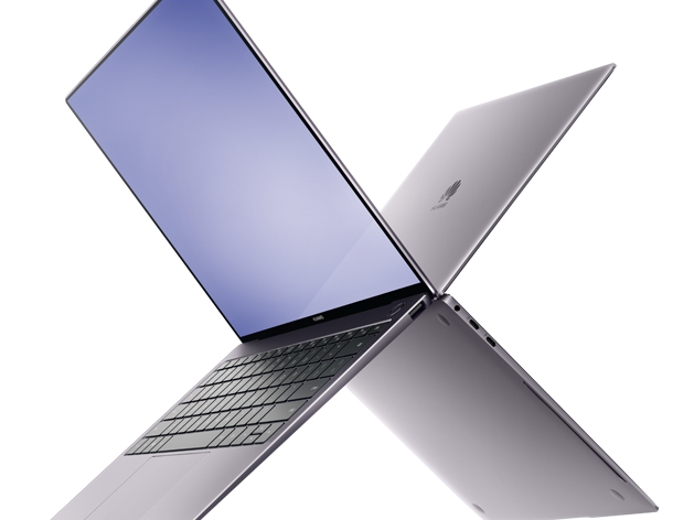 Huawei has pulled a Dell — the MateBook X Pro uses a gimped
