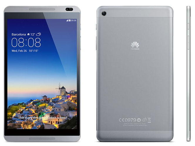 huawei 8 inch tablet. slim design and decent build quality. huawei 8 inch tablet e