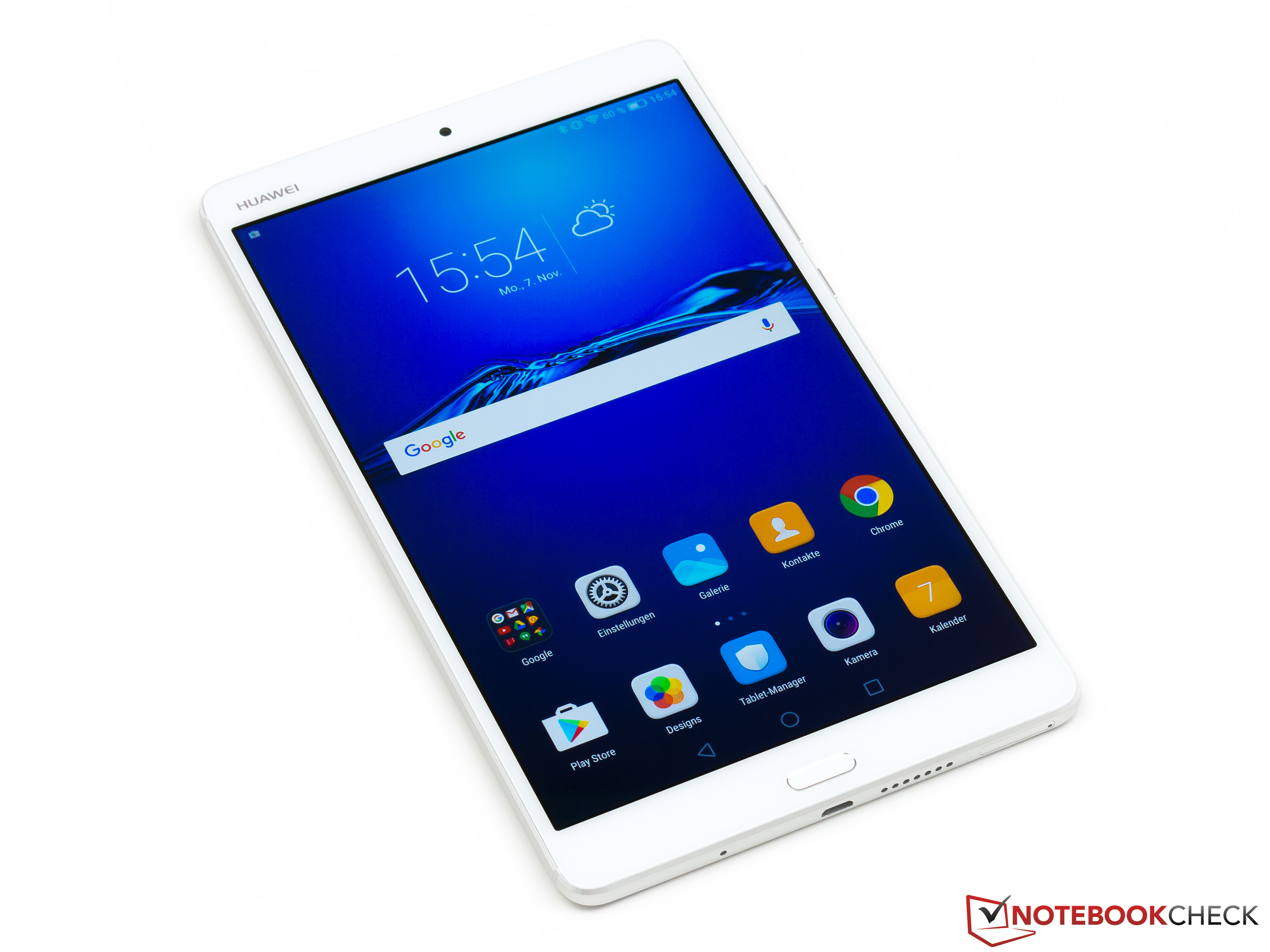 Huawei MediaPad M3 8 4 Tablet Review - NotebookCheck net Reviews