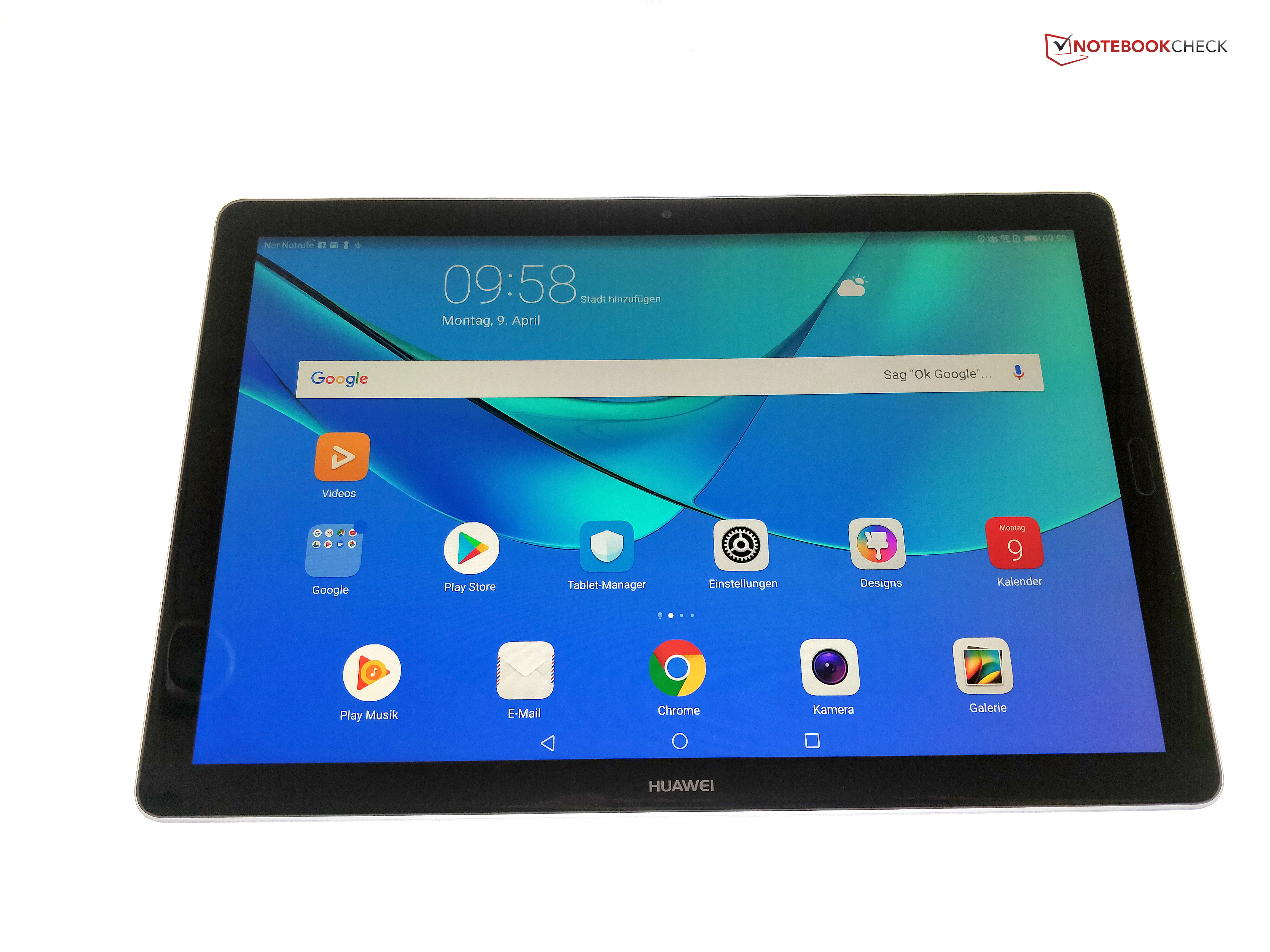 Huawei MediaPad M5 (10 8-inches, LTE) Tablet Review