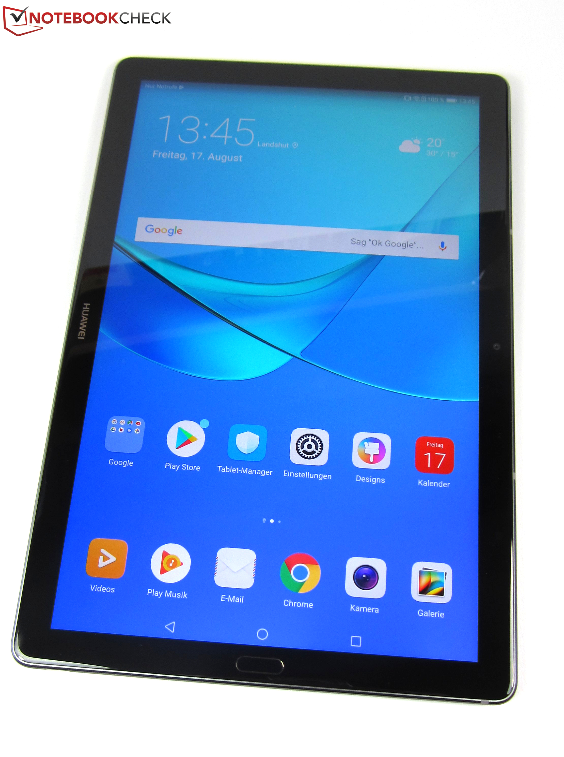 Huawei Mediapad M5 10 8 Pro Tablet Review Notebookcheck Net Reviews