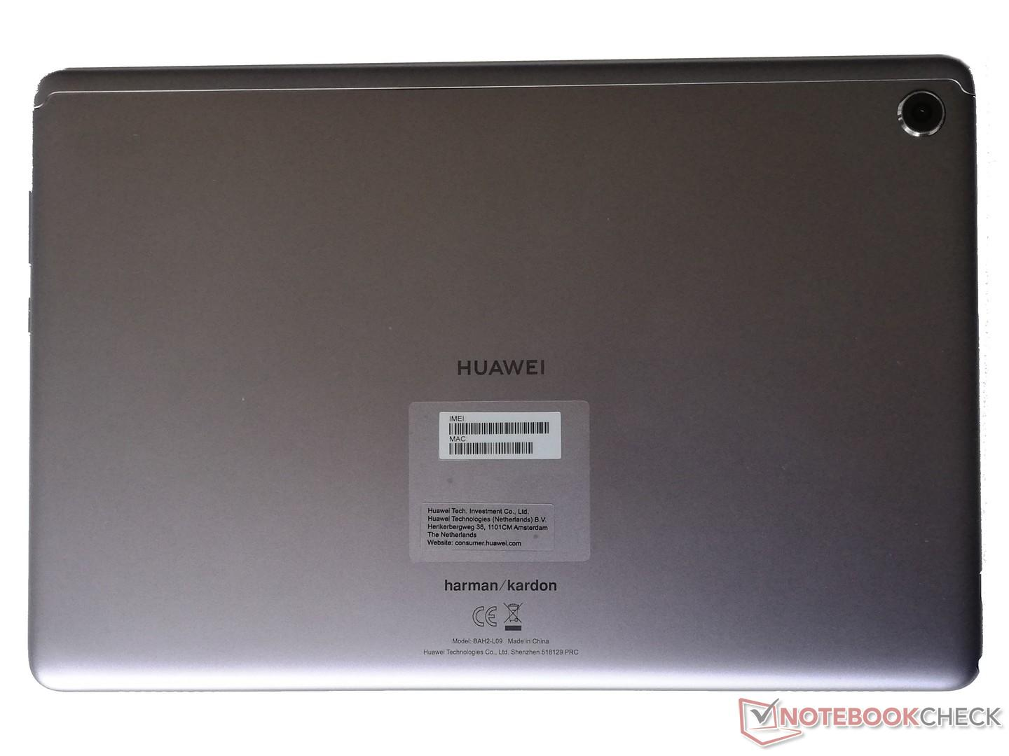 Huawei MediaPad M5 lite Tablet Review - NotebookCheck net