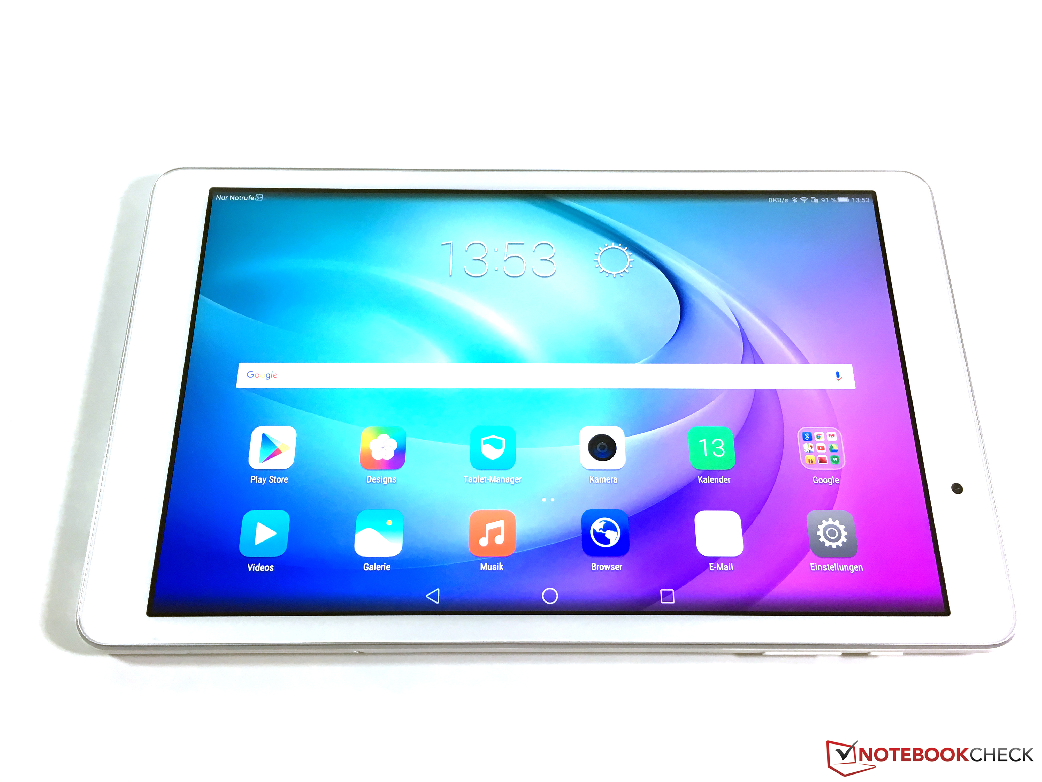 Huawei MediaPad T2 10.0 Pro Tablet Review