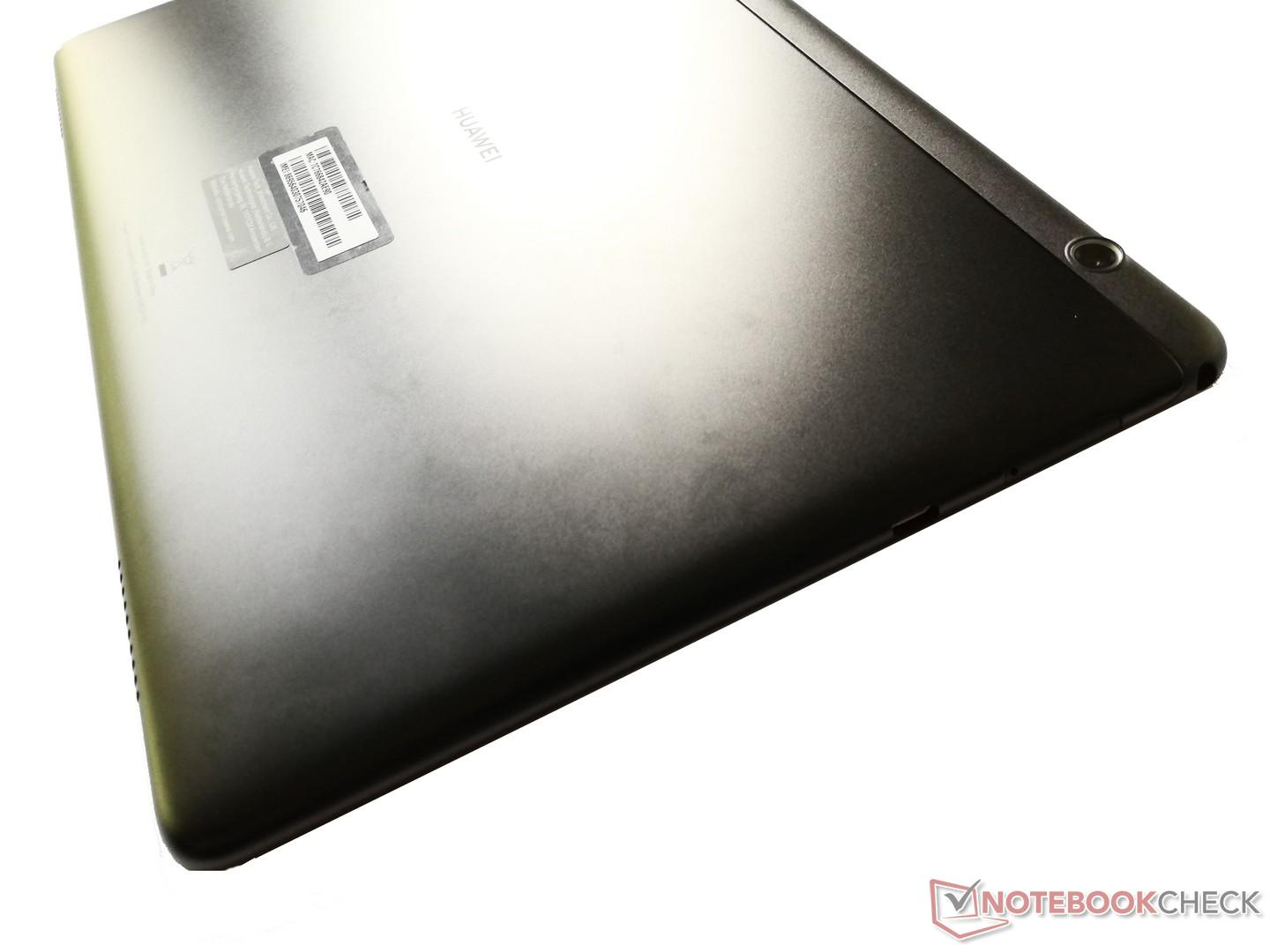 ef8527283ac0 Huawei MediaPad T5 (10.1-inch, LTE) Tablet Review - NotebookCheck ...