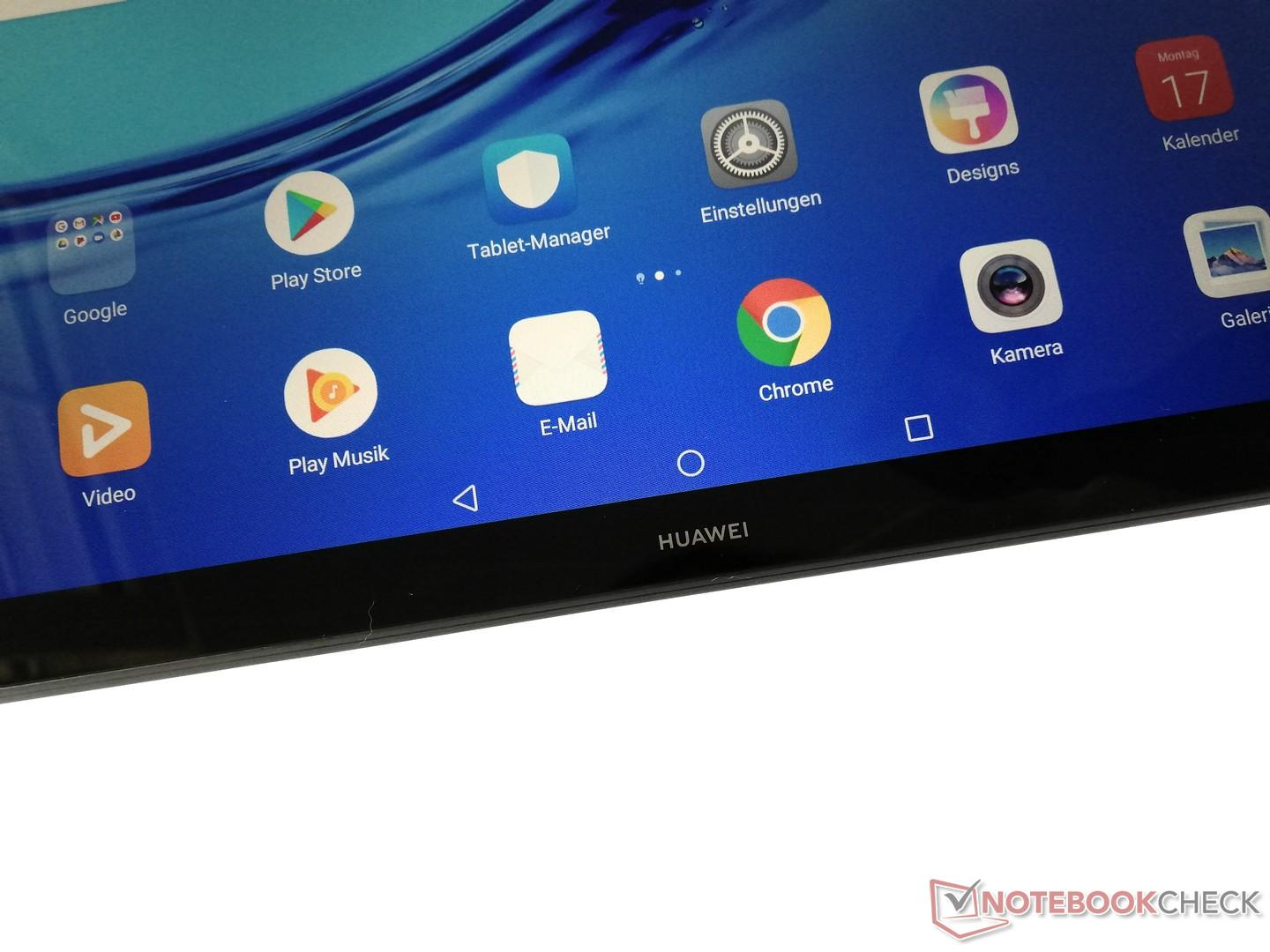 Huawei MediaPad T5 (10 1-inch, LTE) Tablet Review - NotebookCheck