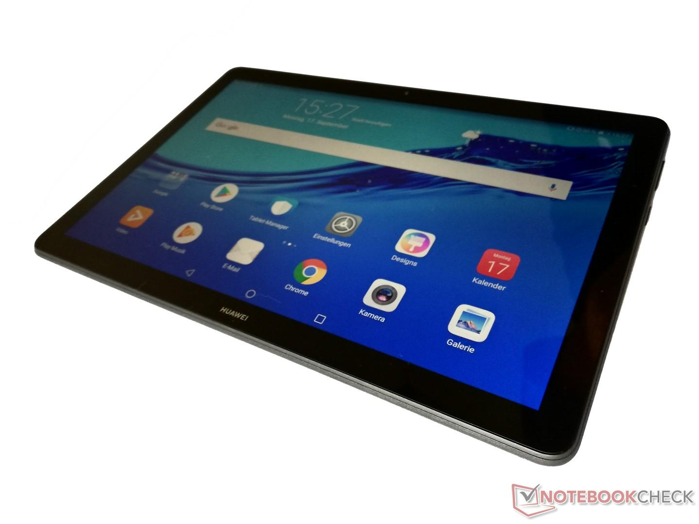 Huawei MediaPad T5 (10.1-inch, LTE) Tablet Review ...