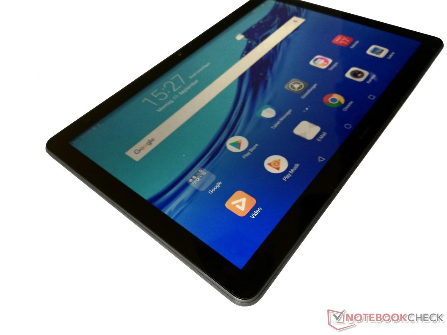 Huawei MediaPad T5 (10 1-inch, LTE) Tablet Review