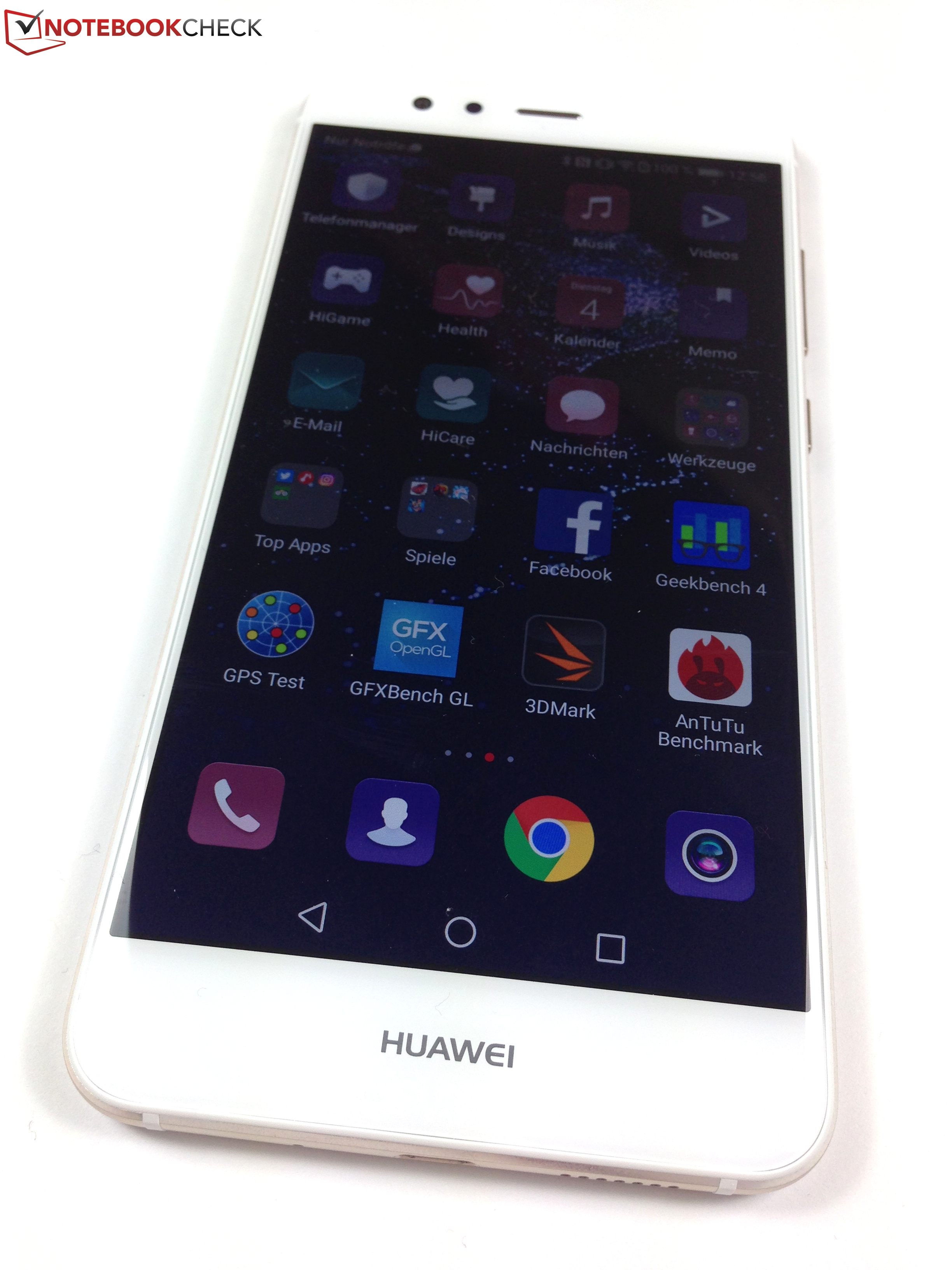 Huawei P10 Lite Smartphone Review - NotebookCheck.net Reviews