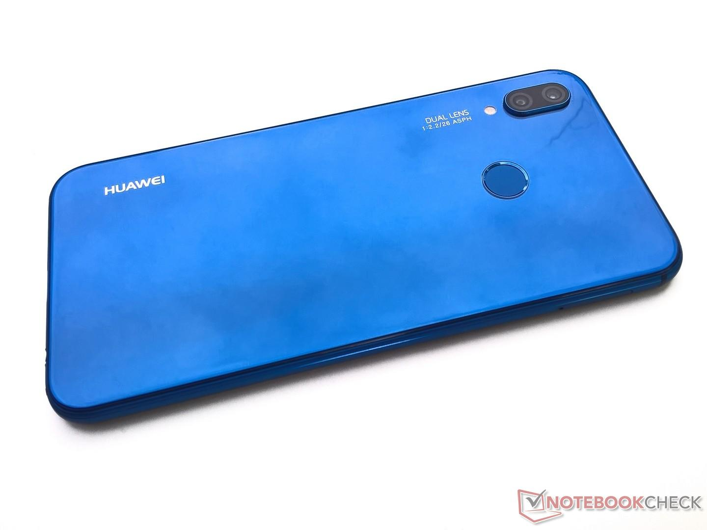 Huawei P20 Lite Smartphone Review - NotebookCheck net Reviews