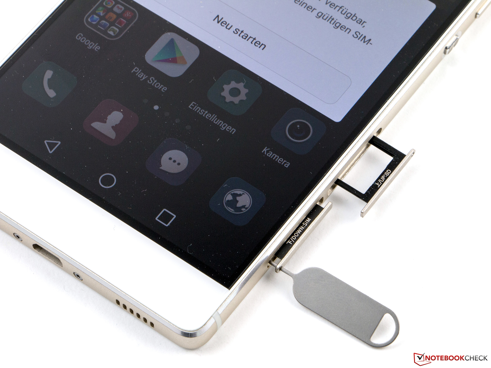 Huawei P8 Smartphone Review - NotebookCheck net Reviews