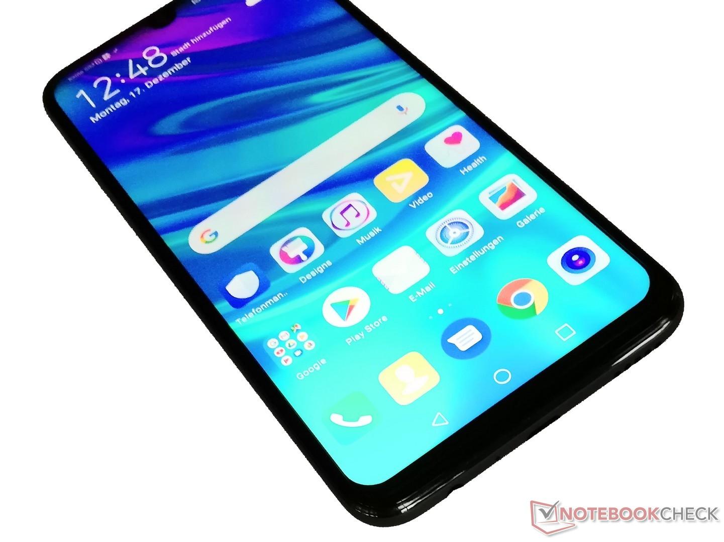 Huawei P Smart (2019) Smartphone Review - NotebookCheck net Reviews