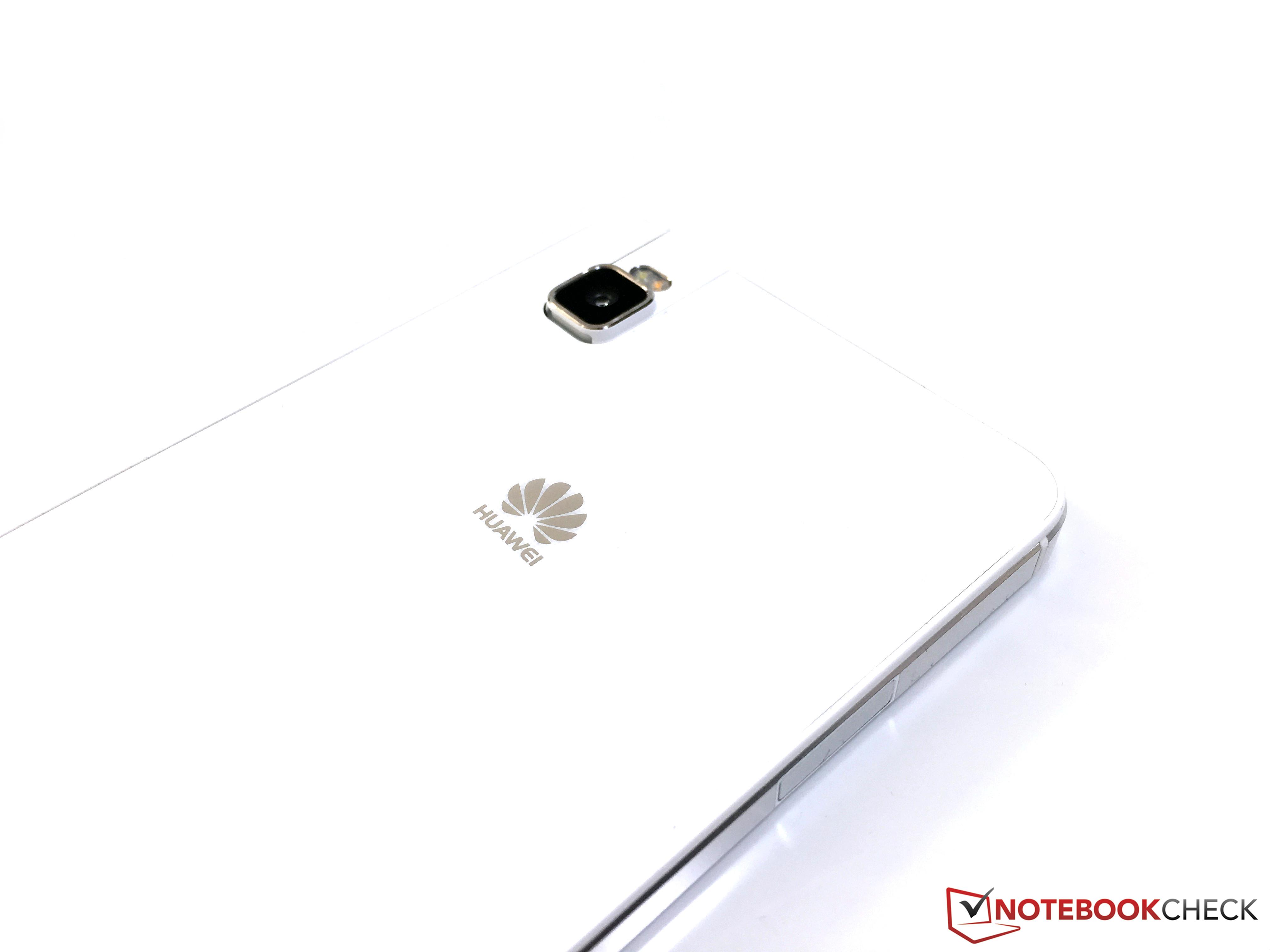 Huawei ShotX Smartphone Review - NotebookCheck net Reviews