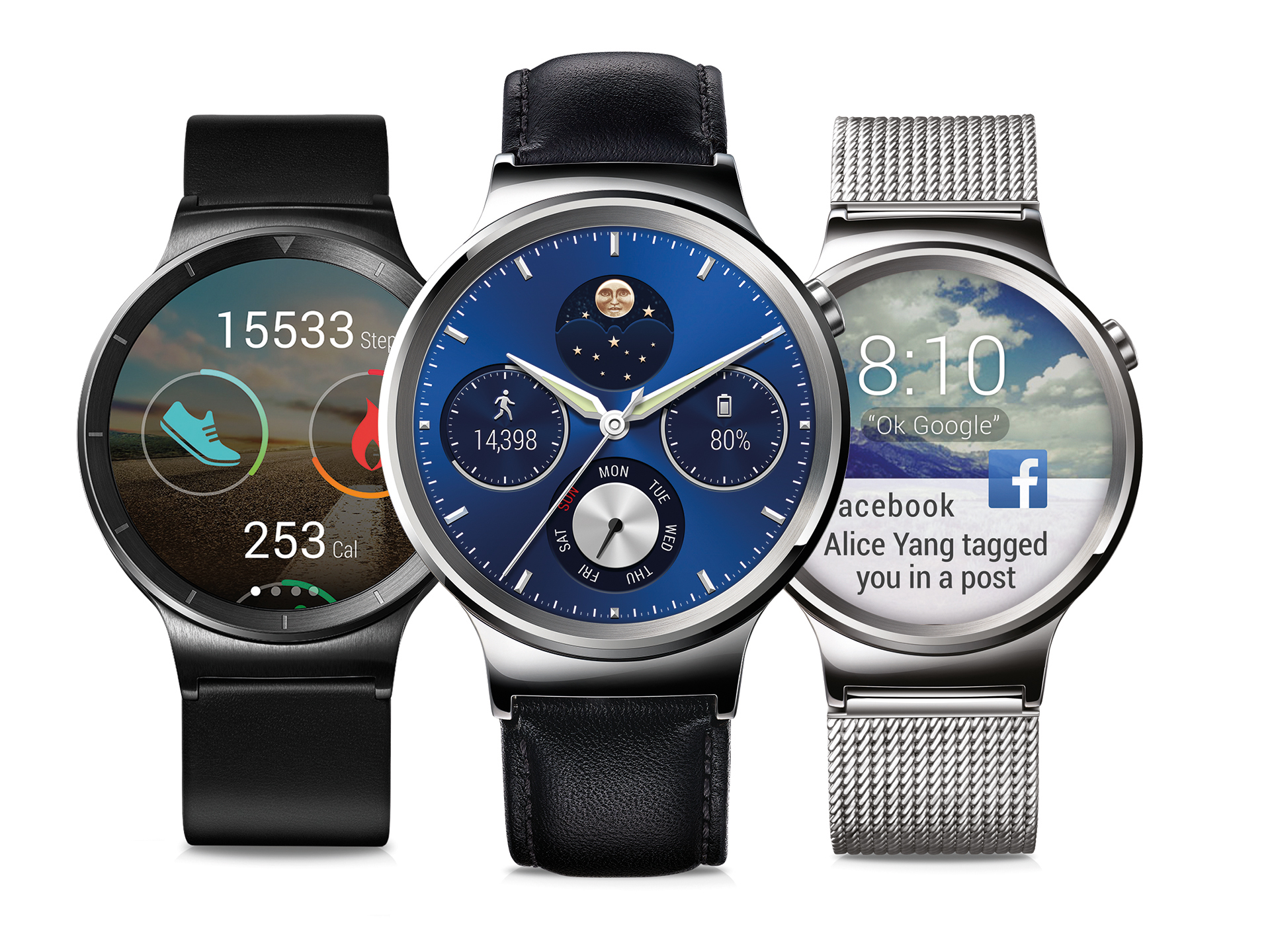 Huawei Watch Smartwatch Review Reviews Smart Stainless Steel Mesh Band Us Warranty