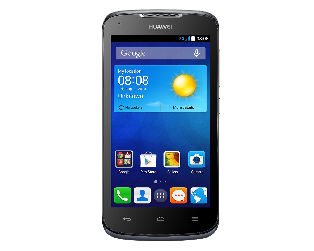Huawei Y540 Smartphone Review - NotebookCheck net Reviews