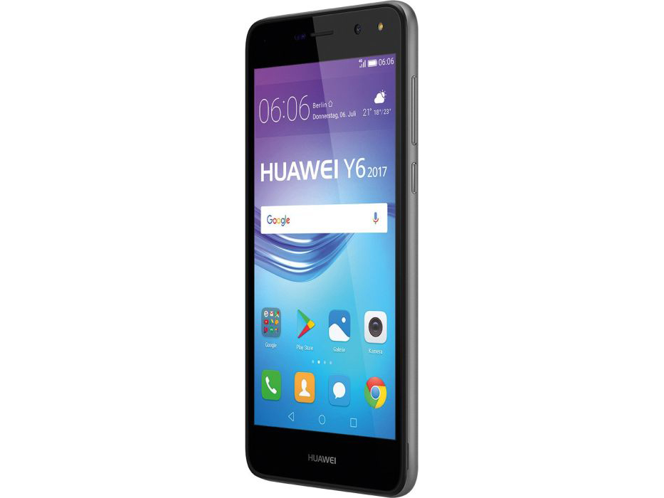 Huawei Y6 2017 Smartphone Review - NotebookCheck.net Reviews