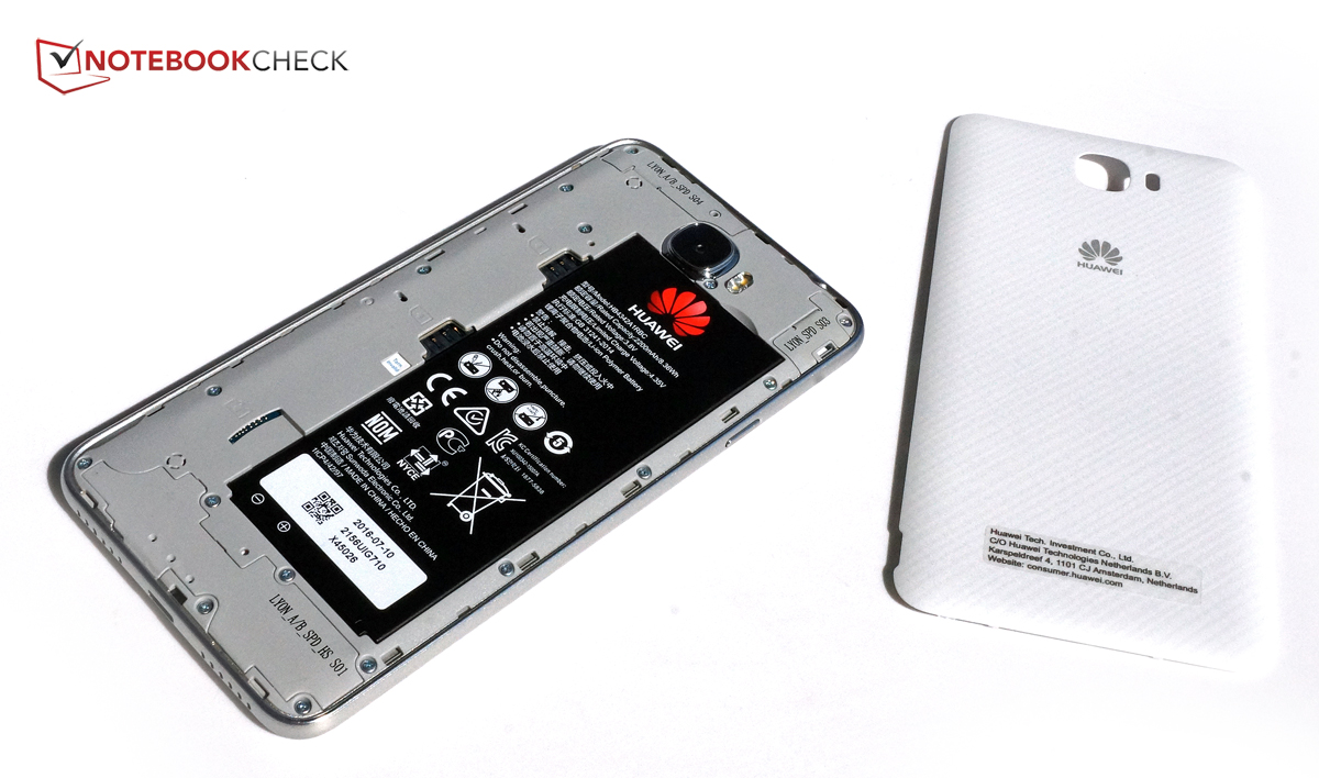 Huawei Y6 II Compact Smartphone Review
