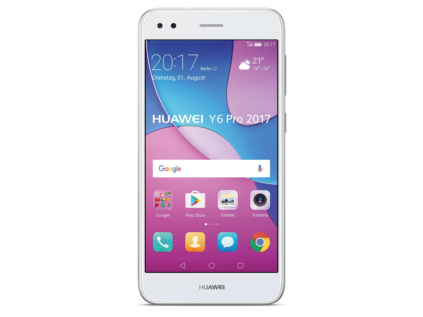Huawei Y6 Pro 2017 Smartphone Review Notebookcheck Net Reviews