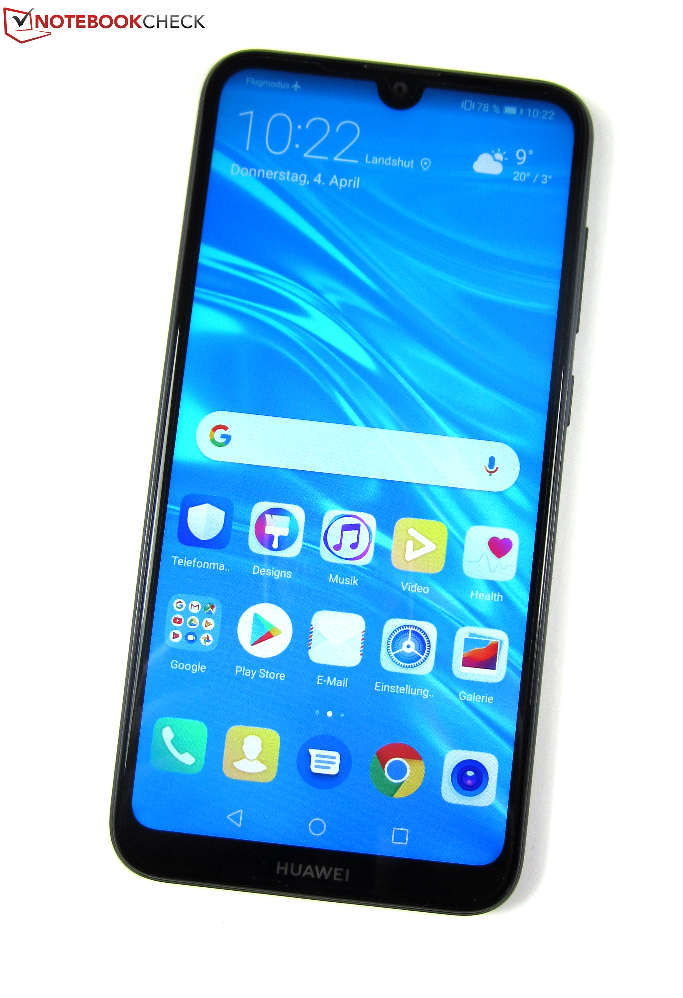 Huawei Y7 2019 Smartphone Review - NotebookCheck net Reviews