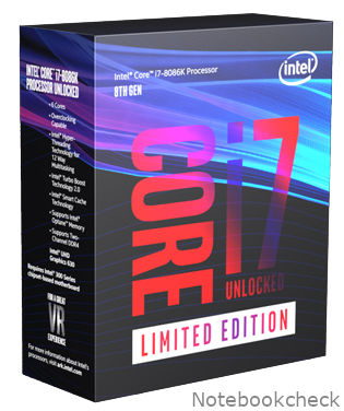 Intel Core I7 8086k Soc Benchmarks And Specs Notebookcheck Net Tech