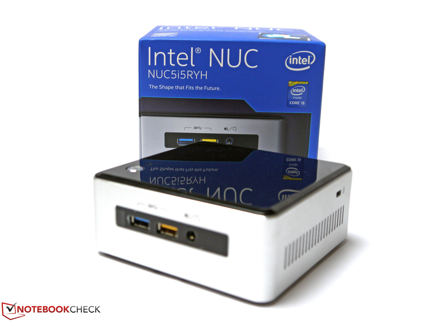 Intel NUC 5i5RYH Mini PC Review - NotebookCheck net Reviews