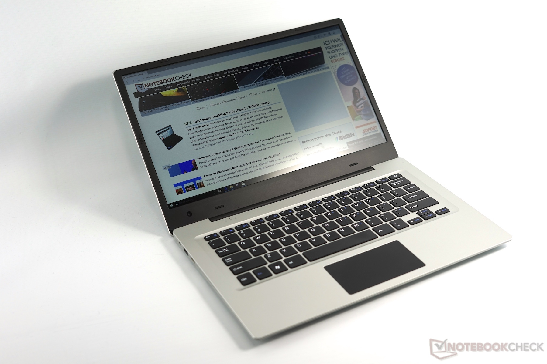 jumper ezbook  Jumper EZBook 3 (N3350, FHD) Laptop Review -  Reviews