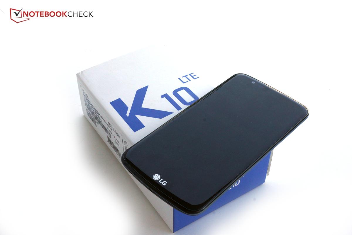 LG K10 Smartphone Review - NotebookCheck net Reviews