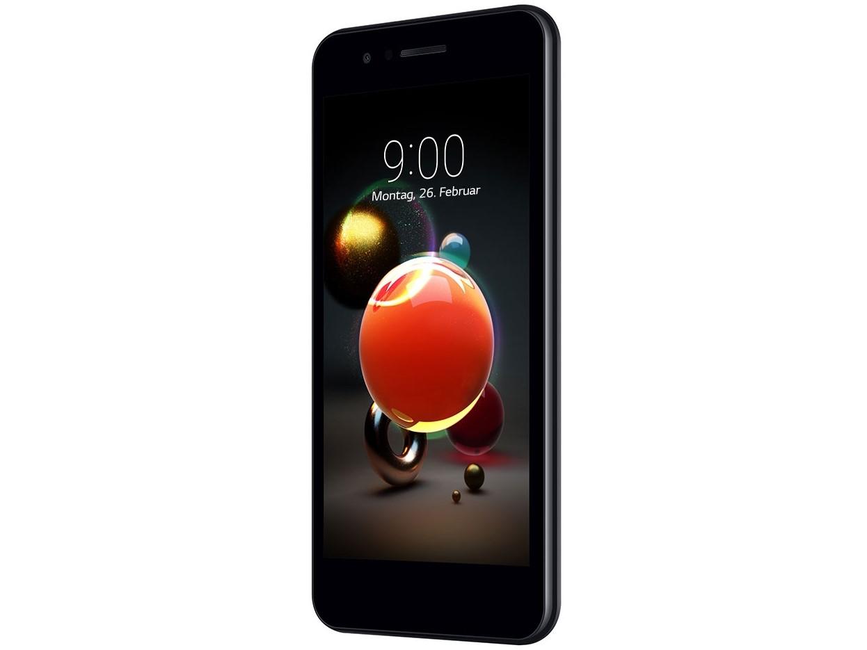 LG K9 Smartphone Review - NotebookCheck net Reviews