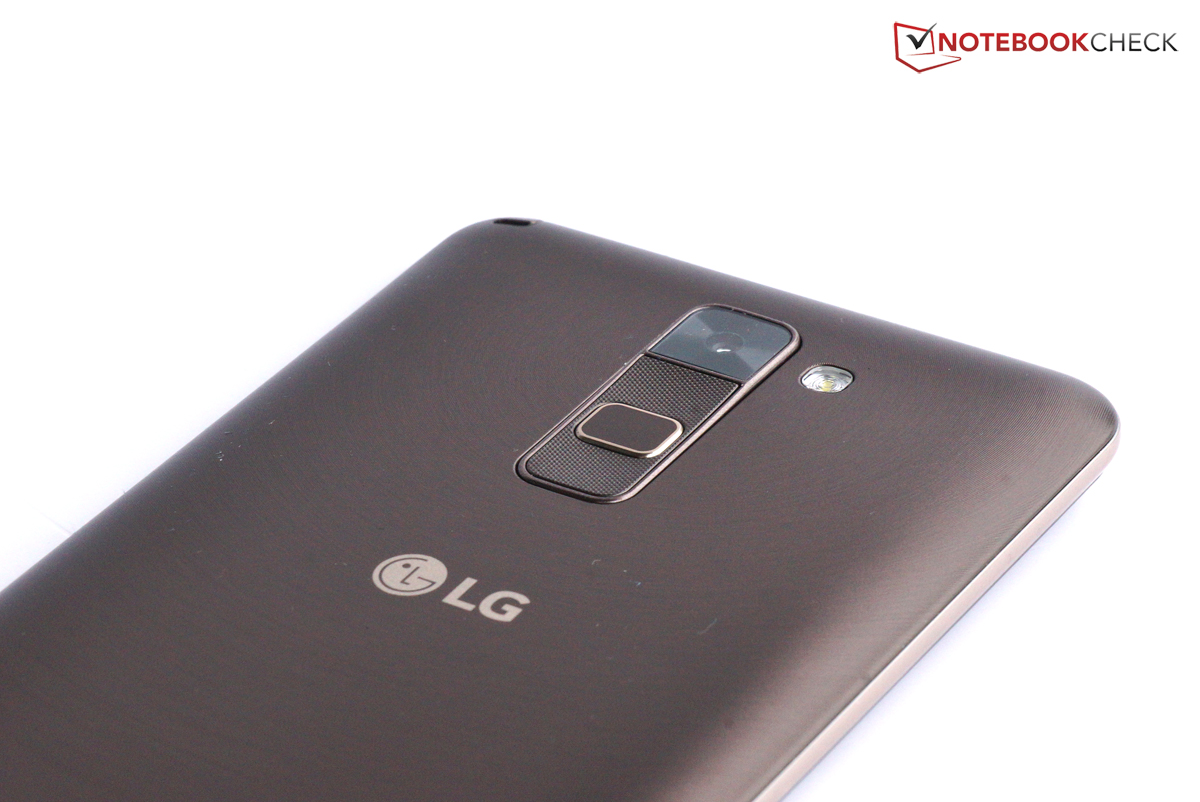 LG Stylus 2 Smartphone Review - NotebookCheck net Reviews