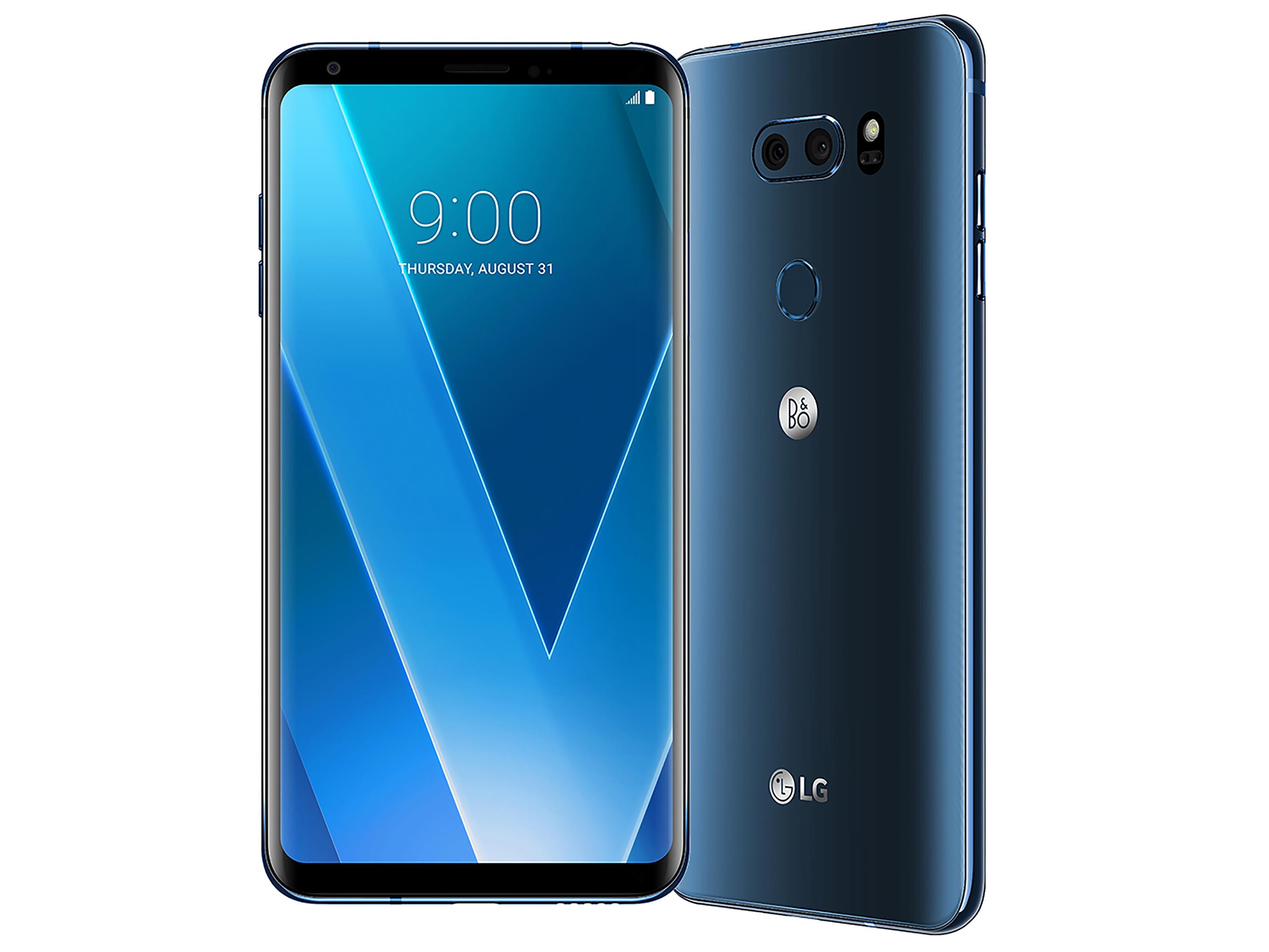 LG V30 Smartphone Review - NotebookCheck net Reviews
