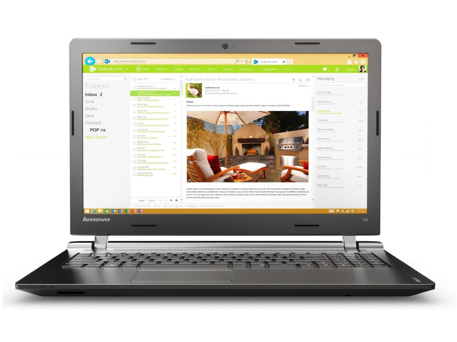 Lenovo IdeaPad 100 15 Notebook Review