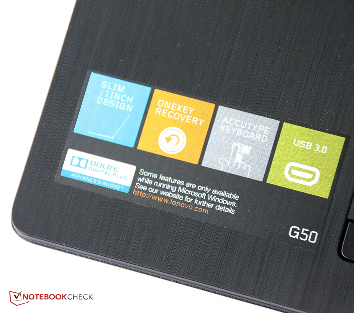 Lenovo Ideapad G50 45 Notebook Review Update Reviews G40 80 80e400vbid Boasts With A Usb 30 Port