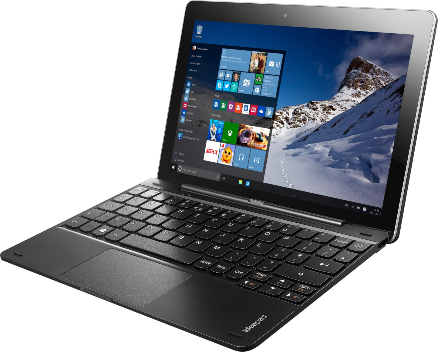 lenovo ideapad miix 300 10iby convertible review reviews. Black Bedroom Furniture Sets. Home Design Ideas